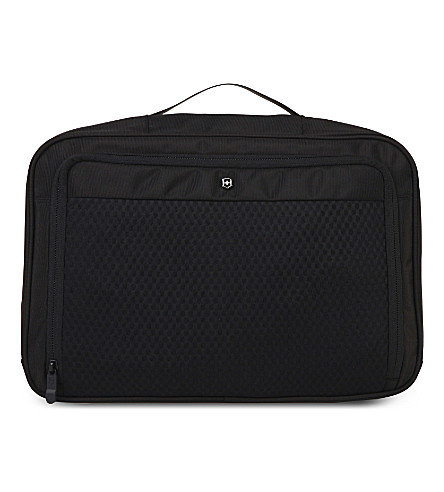 VICTORINOX Set of two packing cubes (Black