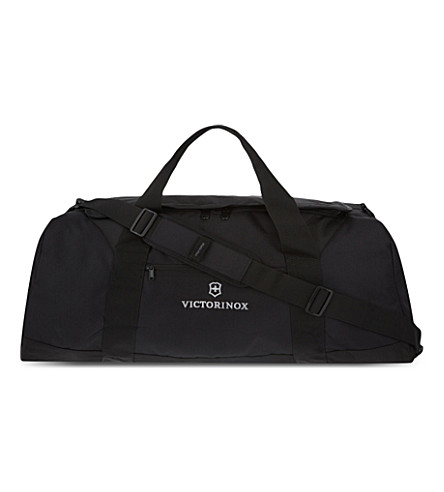 VICTORINOX Extra large travel duffle bag (Black