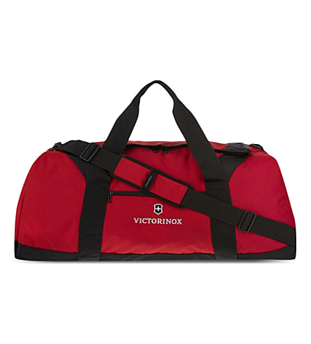 VICTORINOX Extra large travel duffel bag (Red