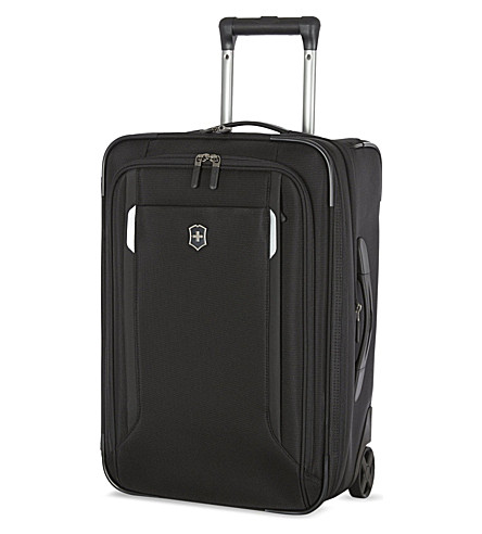 VICTORINOX Werks Traveler 5.0 20 two-wheel carry-on case 51cm (Black