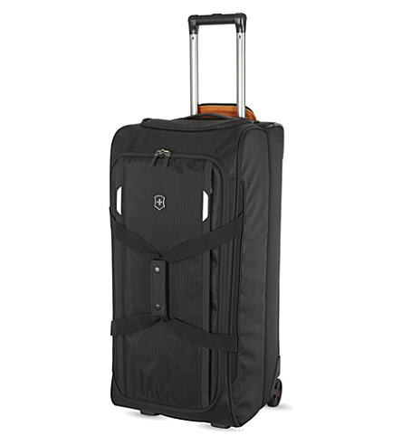 VICTORINOX Werks Traveller 5.0 two-wheeled duffel case (Black