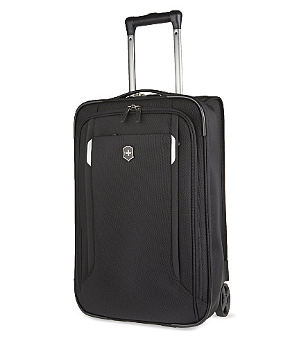VICTORINOX Werks Traveler ultra-light two-wheeled cabin case (Black