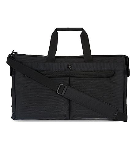 VICTORINOX Werks Traveler 5.0 Porter tri-fold garment bag (Black