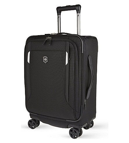 VICTORINOX Werks Traveler 5.0 20 Dual-Caster two-wheel cabin case 51cm (Black