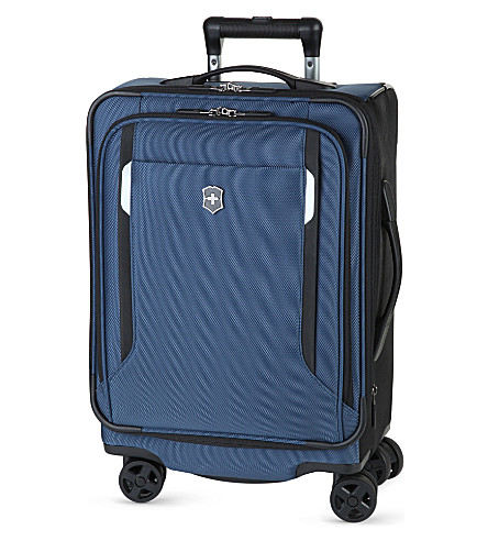 VICTORINOX Werks traveler™ 20 dual-caster eight-wheel suitcase 51cm (Blue