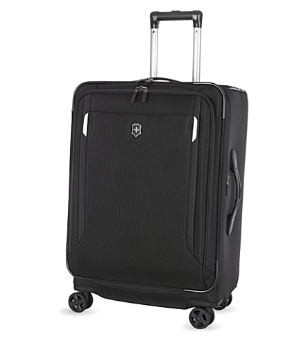 VICTORINOX Werks Traveler™ 5.0 24 Dual-Caster four-wheel suitcase 61cm (Black
