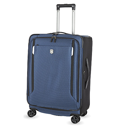 VICTORINOX Werks Traveler 5.0 24 Dual-Caster four-wheel suitcase 61cm (Blue