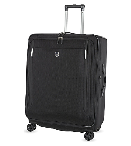 VICTORINOX Werks Traveler 5.0 27 Dual-Caster four-wheel suitcase 69cm (Black