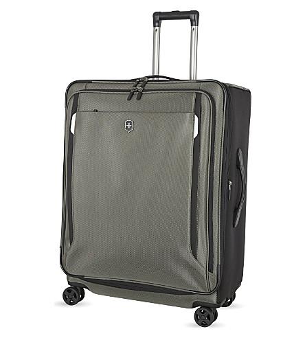 VICTORINOX Werks Traveler™ 5.0 27 Dual-Caster four-wheel suitcase 69cm (Olive