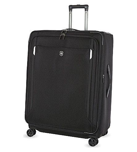 VICTORINOX Werks Traveler™ 5.0 30 Dual-Caster four-wheel suitcase 76cm (Black