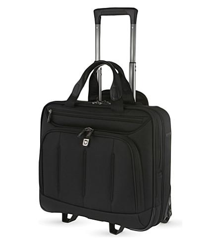 VICTORINOX Rolling briefcase 40cm (Black