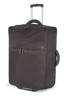 LIPAULT Foldable two-wheel suitcase 65cm