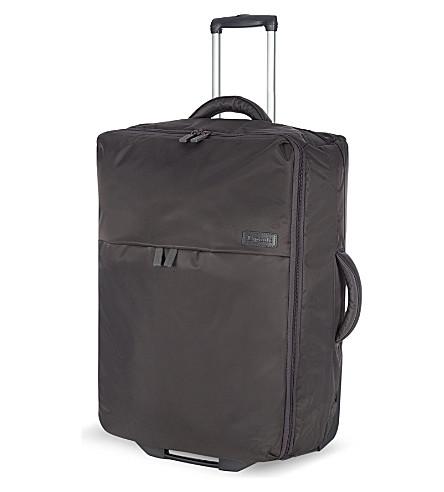 LIPAULT 折叠式双轮手提箱 65厘米 (灰色