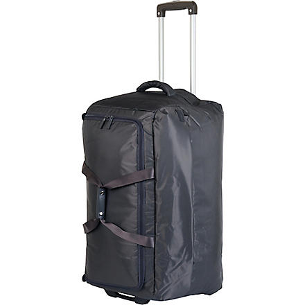 LIPAULT Foldable wheeled duffel bag 68cm (Grey