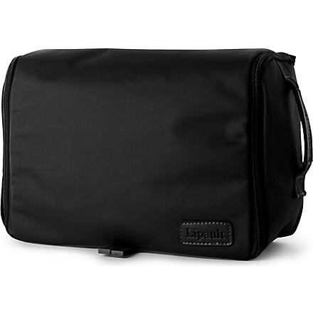 LIPAULT Hanging wash bag (Black
