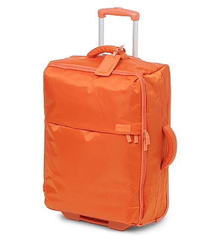LIPAULT Foldable two-wheel suitcase 65cm (Orange