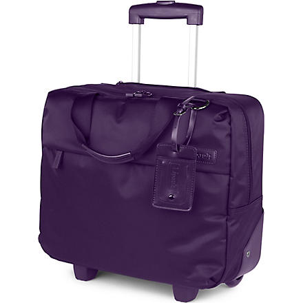 LIPAULT Plume wheeled laptop bag (Purple