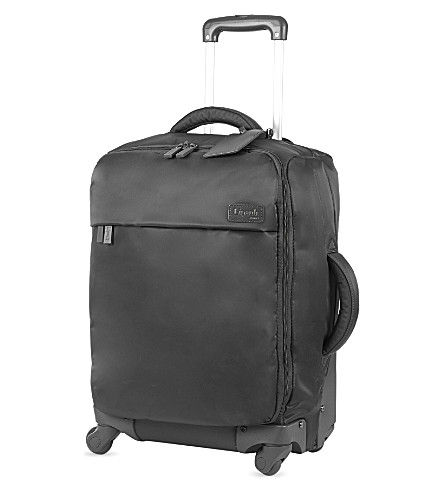 LIPAULT Original Plume four-wheel cabin suitcase 55cm (Grey