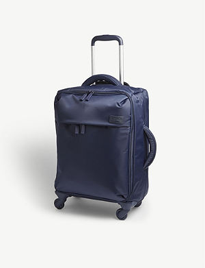 LIPAULT Foldable four-wheel suitcase 55cm