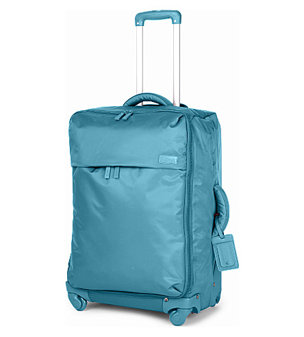 LIPAULT Original Plume four-wheel suitcase 65cm (Duck+blue