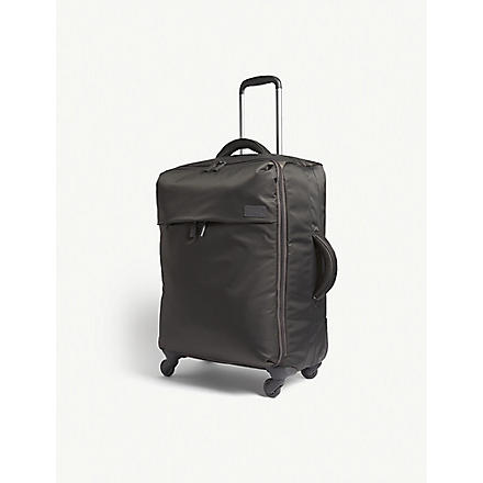 Original Plume four-wheel suitcase 65cm (Grey