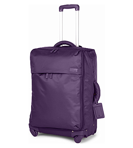 LIPAULT Original Plume four-wheel suitcase 65cm (Purple