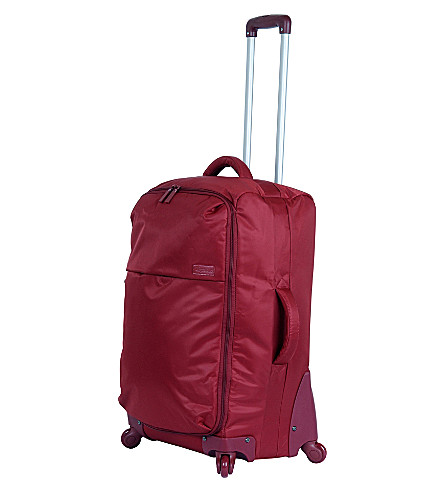 LIPAULT Original Plume four-wheel suitcase 65cm (Red