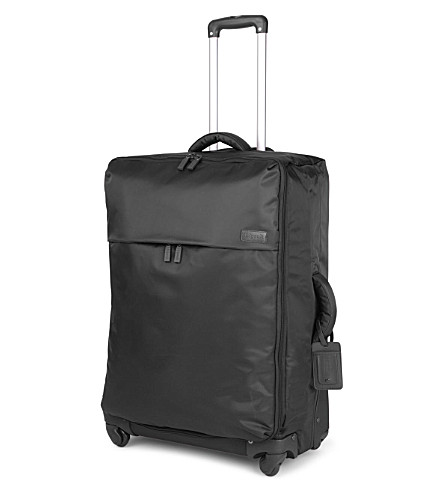 LIPAULT Original Plume four-wheel suitcase 72cm (Black