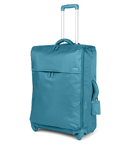LIPAULT Original Plume four-wheel suitcase 72cm (Duck+blue