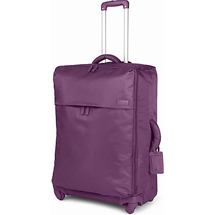 Original Plume four-wheel suitcase 72cm (Purple