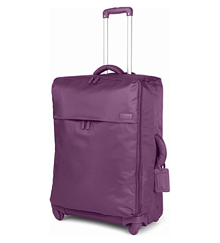 LIPAULT Original Plume four-wheel suitcase 72cm (Purple