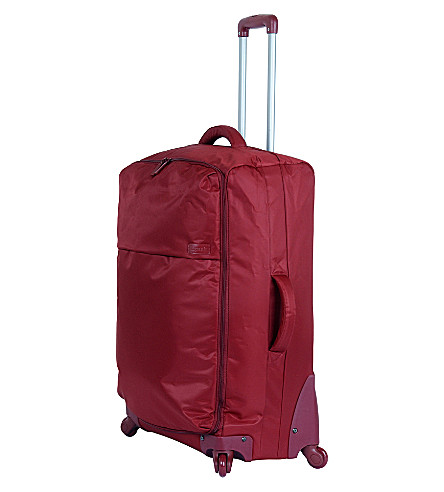 LIPAULT Original Plume four-wheel suitcase 72cm (Red