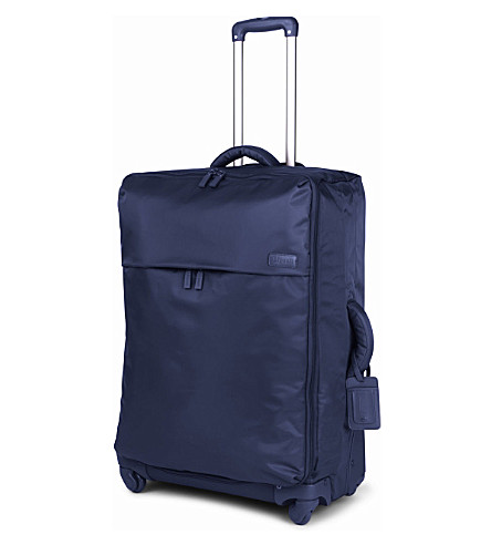 LIPAULT Originale plume Luggage 4 wheels 72cm (Navy