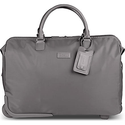 LIPAULT Lady Plume wheeled bag (Grey