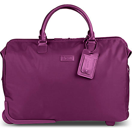 LIPAULT Lady Plume wheeled bag (Purple