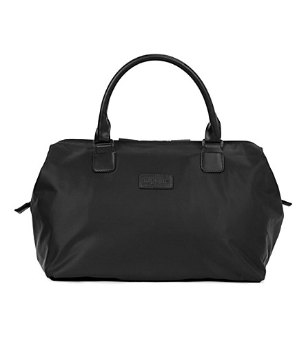 LIPAULT Lady Plume small weekend bag (Black