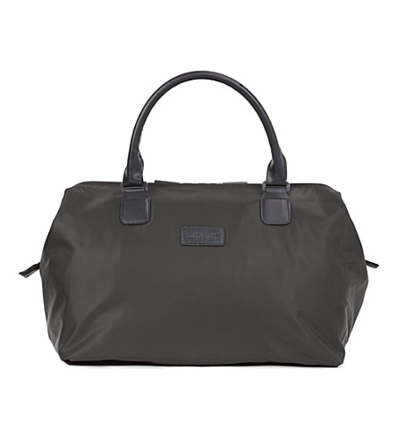 LIPAULT Lady Plume small weekend bag (Grey
