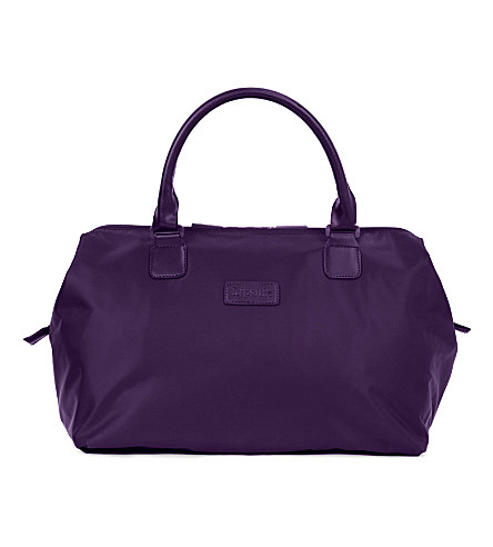 LIPAULT Lady Plume small weekend bag (Purple