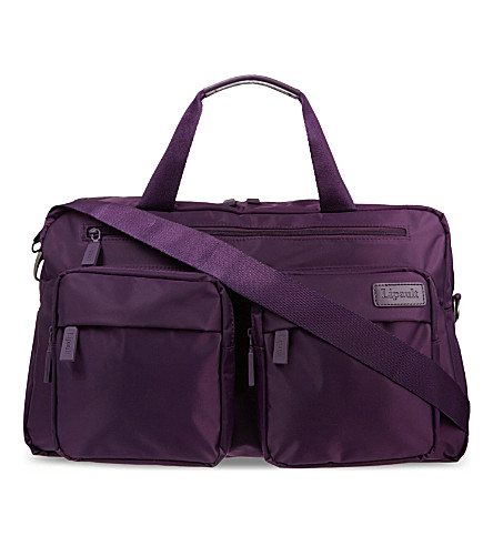 LIPAULT Weekend bag 46cm (Purple