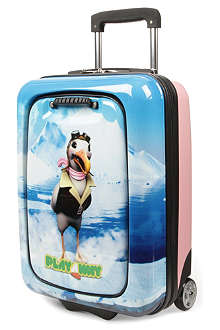 PLAYAWAY Amy-Jo albatross two wheel suitcase