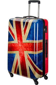 SUITSUIT Union Jack tourister suitcase 69cm
