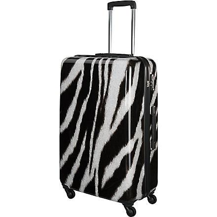Zebra tourister suitcase 69cm (Zebra