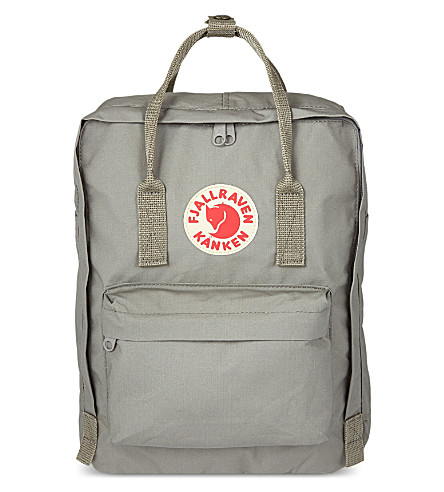 FJALLRAVEN Kånkenbackpack (Fog