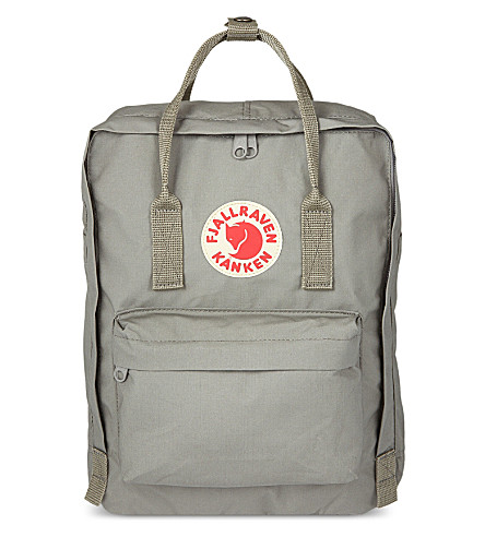 FJALLRAVEN Kånken backpack (Graphite