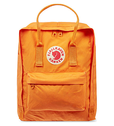 FJALLRAVEN Kånken backpack (Burnt+orange