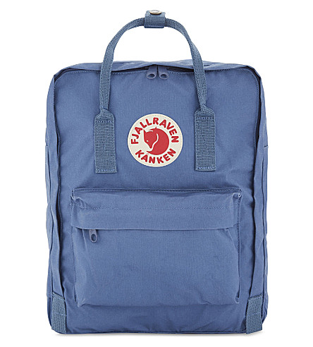 FJALLRAVEN Kånken backpack (Blue+bridge