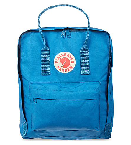FJALLRAVEN Kånken backpack (Lake+blue