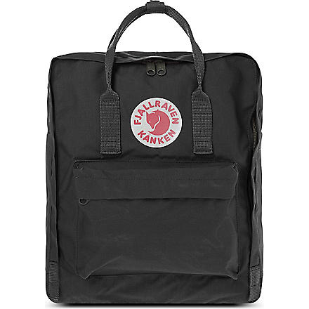 FJALLRAVEN Fjallraven Kanken backpack (Black