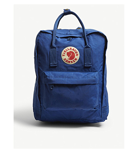FJALLRAVEN Kanken backpack (Deep+blue