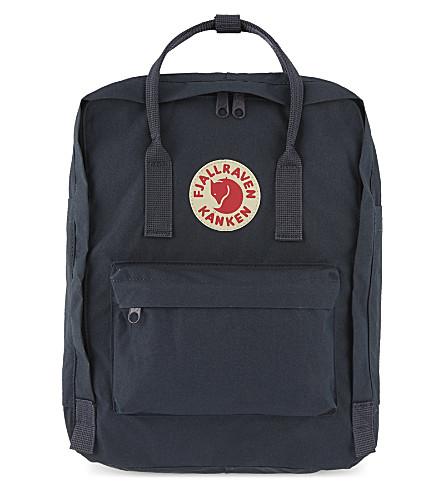 FJALLRAVEN Kånken backpack (Navy